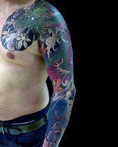 70 Dragon Arm Tattoo Designs für Männer  Feuer Atmung Tinte Ideen Informationen zu 70 Dragon Arm Tattoo Designs für Männer  Feuer Atmung Tinte Ideen P...