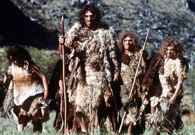 New Research Reveals That Asians  Europeans Have Between 1-4% Of Neanderthal DNA.  Click through for the article via 'The Daily Mail.'