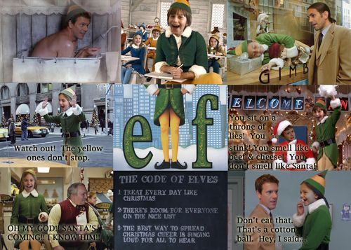Funny Elf Christmas Card Idea I Edited My Family Into Scenes From