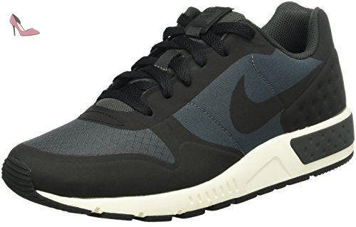 Baskets Nightgazer Nike Noir LW Sailor AnthraciteBlack Homme rEr8znP