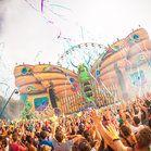Tomorrowland Decor 2013