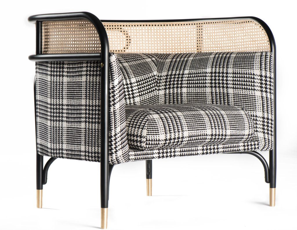 Wiener GTV Design's collection of upholstery suggests a ...