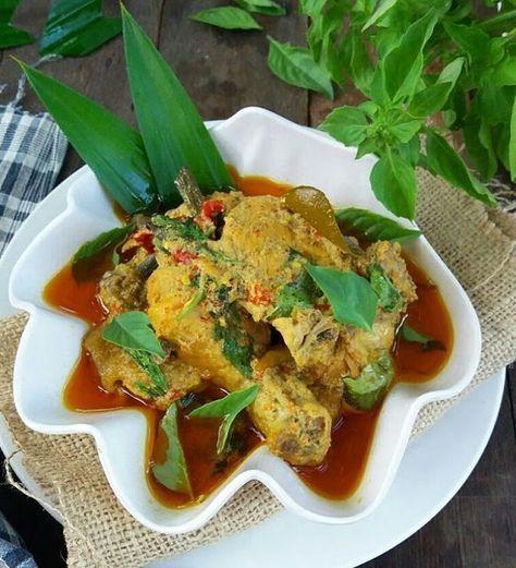 Resep Ayam Tuturaga Ala Rumahan Resep Ayam Resep Masakan Masakan