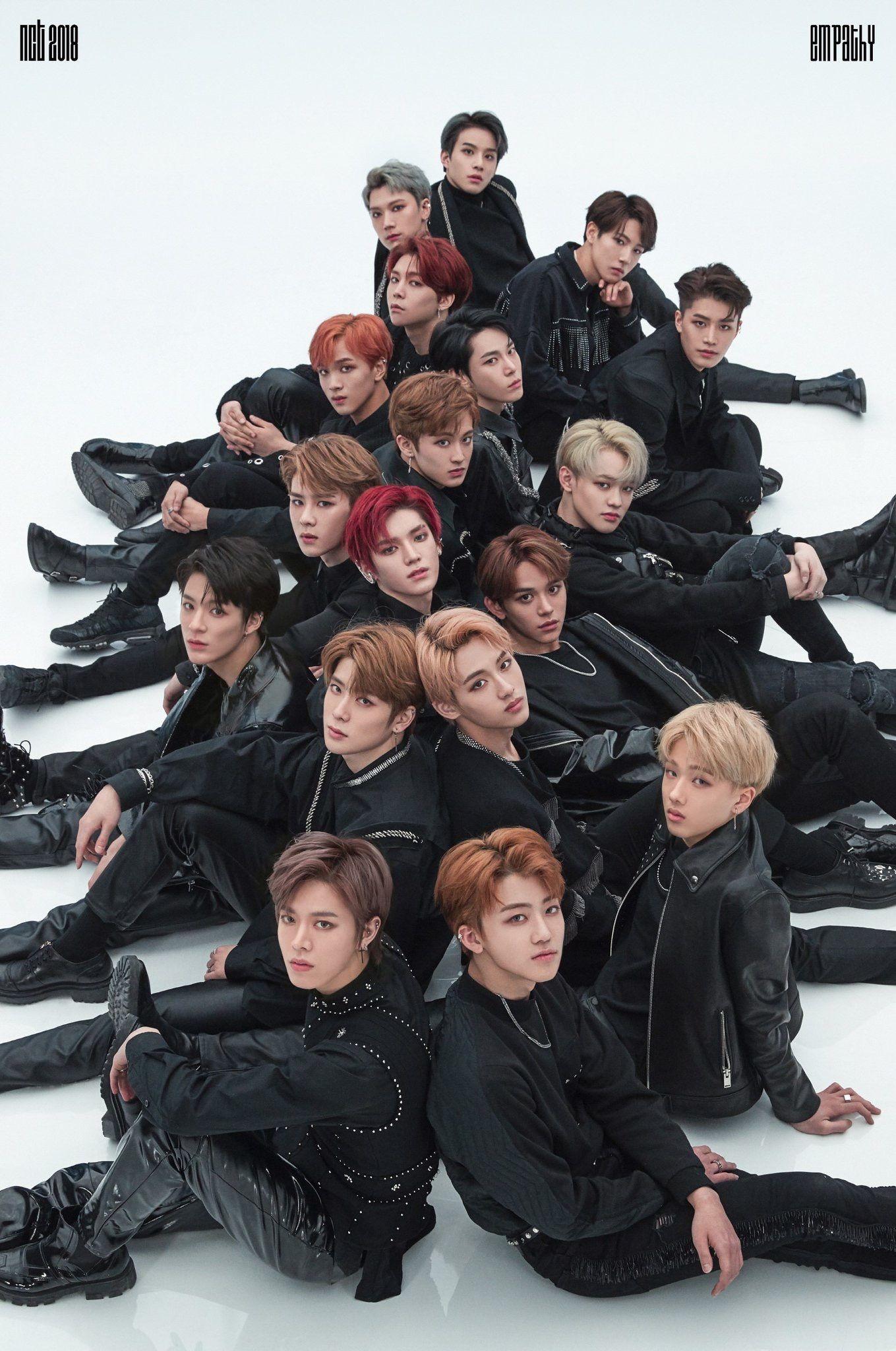 NCT 2018 Empathy | kpop | NCT, Nct taeyong, Nct group