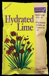 Hydrated Lime 979 Bci By Bonide 10 83 Size 10 Pound