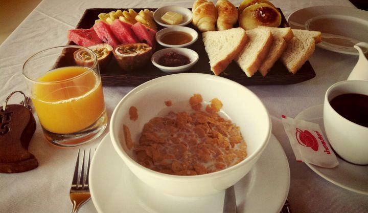 Breakfast lux