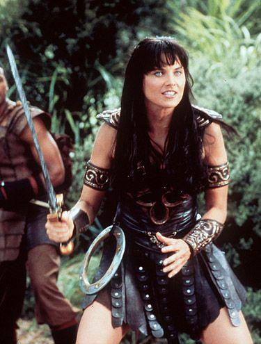 Xena (Lucy Lawless), Xena: Warrior Princess