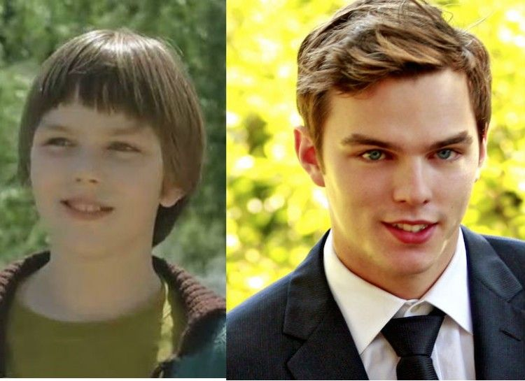 Nicholas Hoult Young