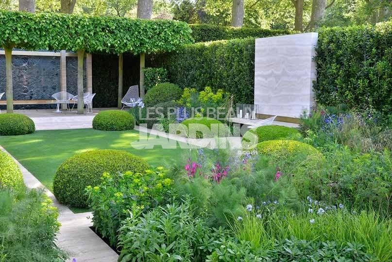 Jardin Topiaire Del Buono Gazerwitz | Jardin | Pinterest ...