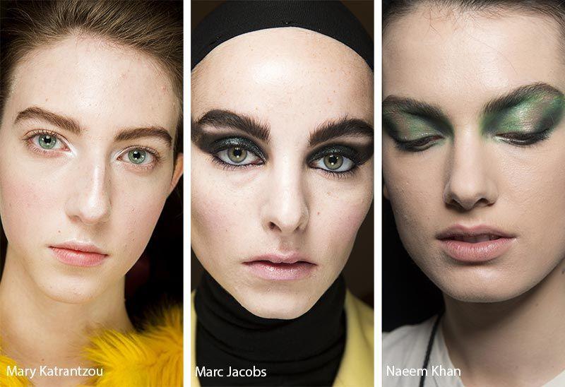 Fall/ Winter 2018-2019 Makeup Trends | 1. Makeup Artist ...