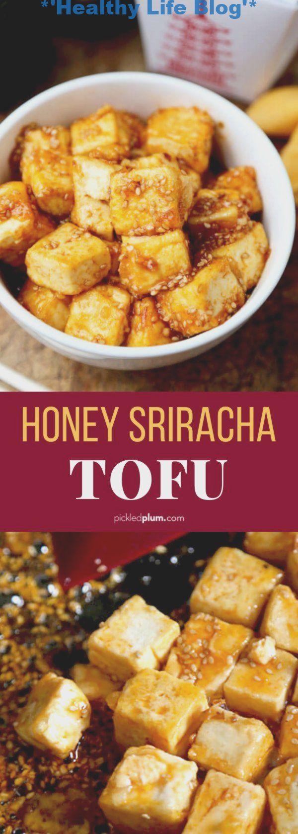 Knackiger Hof Sriracha Tofu