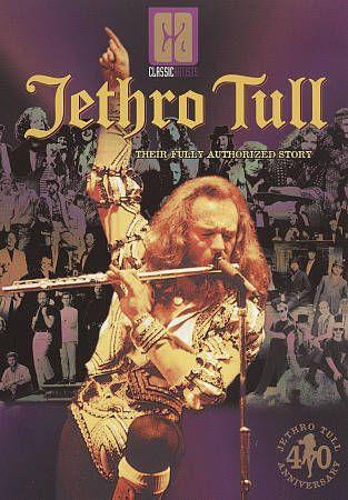 Jethro Tull - Classic Artists New DVD