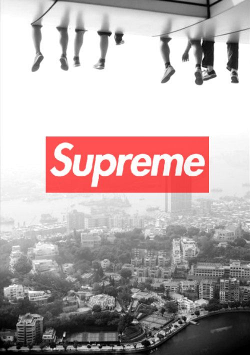 supreme | Tumblr on We Heart It | wallpapers | Pinterest ...