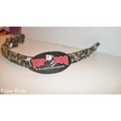 TOP DOG JAGUAR PRINT COLLAR NWT (Auction ID: 130236, End Time : N/A) - FleaBids Auction House