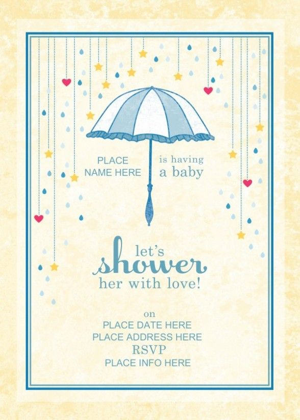 Baby Shower Invitations : Cool Homemade Baby Shower Invitations with ...