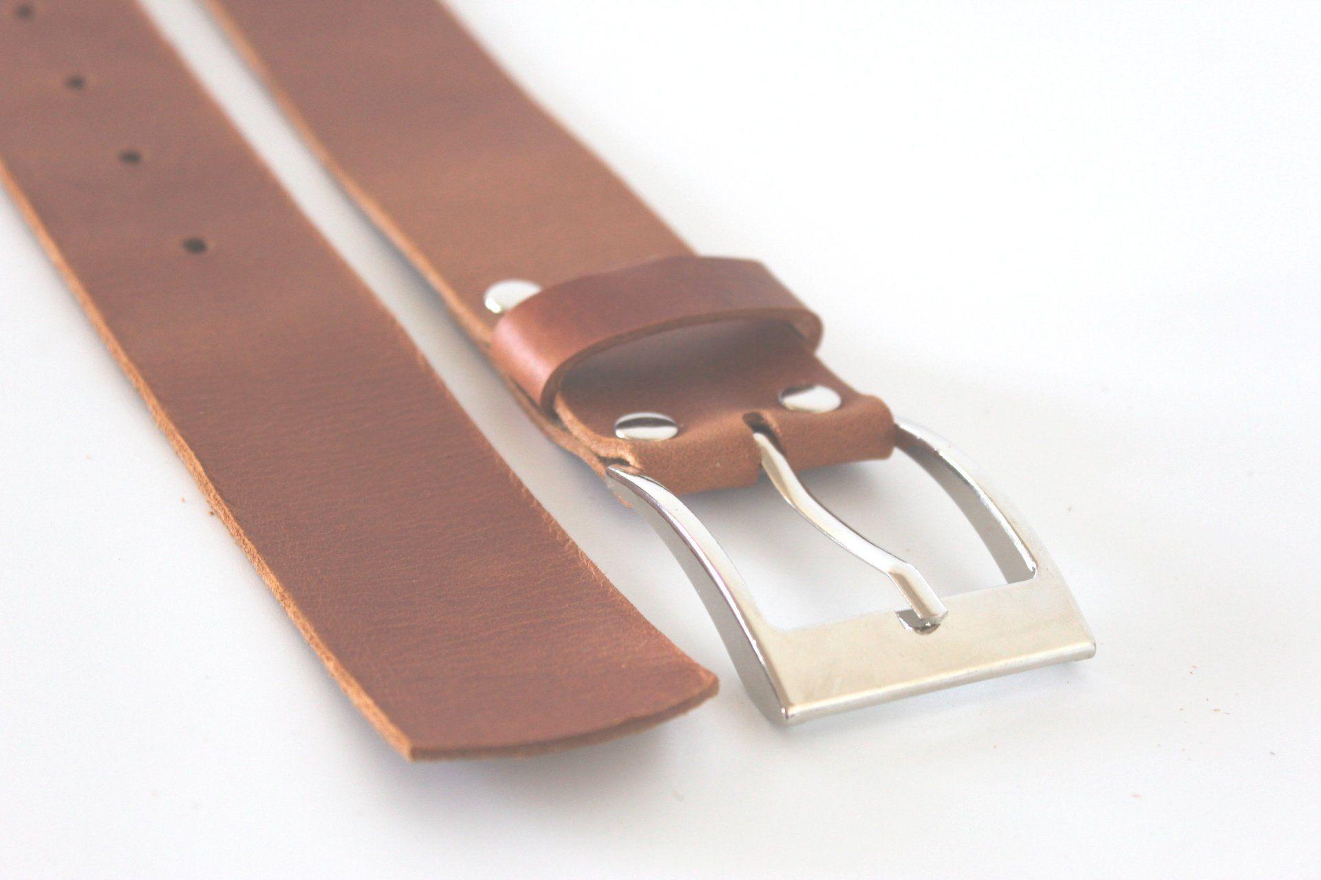 Monogrammed mens leather belt, custom leather belt men,personalized large leather belt, brown leather belt, ceinture cuir homme marron