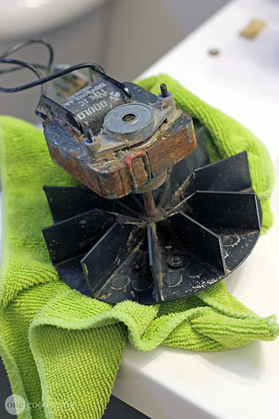 How To Clean That Neglected Bathroom Exhaust Fan ...