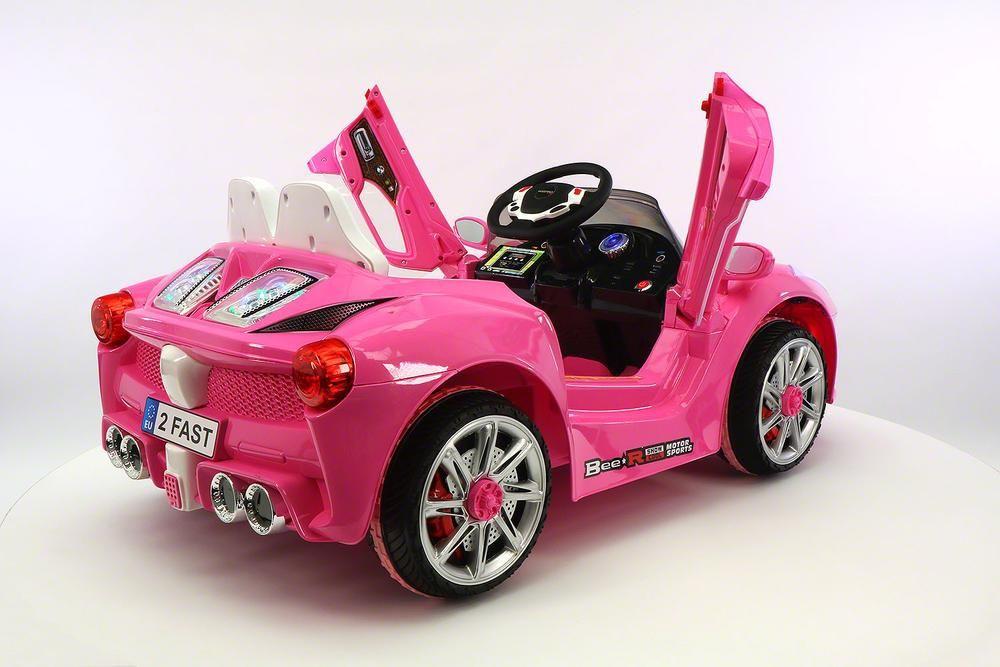 Spider GT Kids 12V RideOn Car with R/C Parental Remote