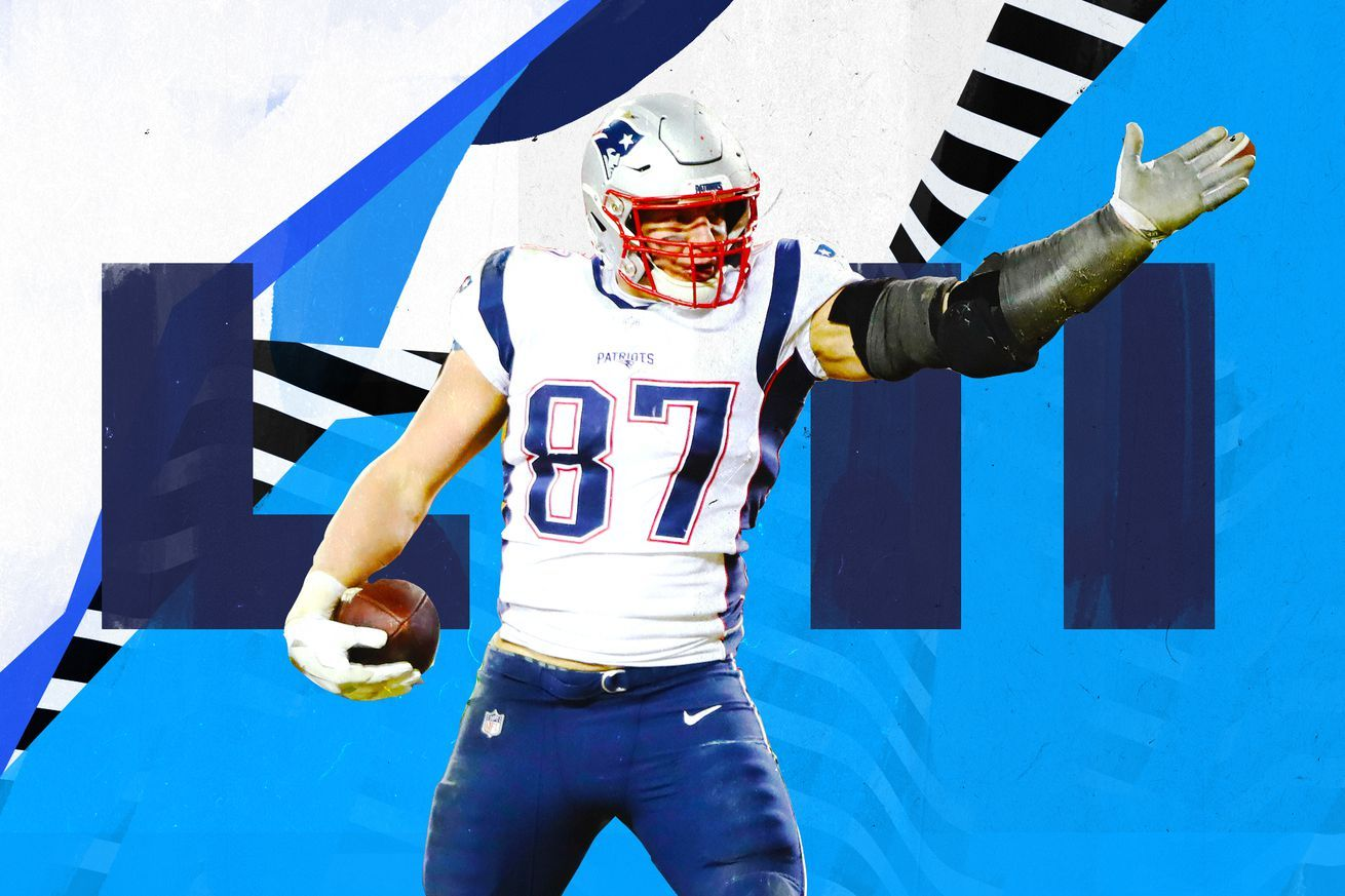 Gronk Is Still Gronk When It Matters Most All Sports Games And Sports Hd Streaming Channels With No Blackouts Nfl Nba Nhl Gronk Gronk Patriots Gronkowski