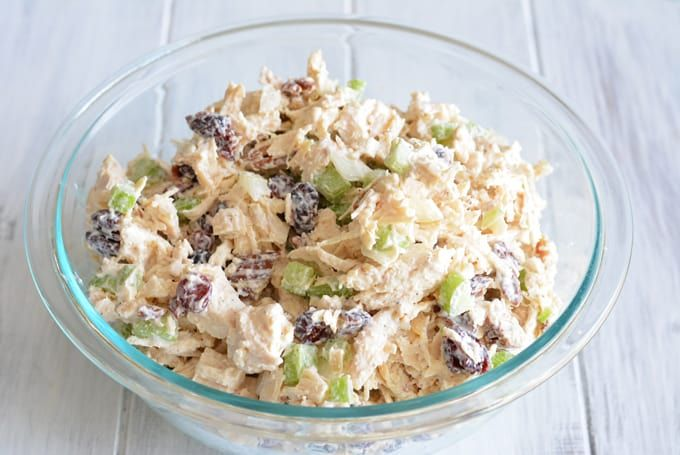 Cranberry Pecan Chicken Salad Nourished Simply Pecan Chicken Salad  Nourished Simply, chicken with cranberry goat cheese sauce, cranberry chicken topper.Read More About This Recipe  Click here