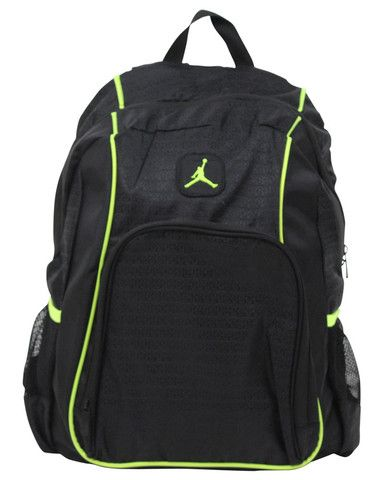 f4baf1d1e139fe Jordan Air Nike Legacy Men s Tablet Laptop Backpack Bag