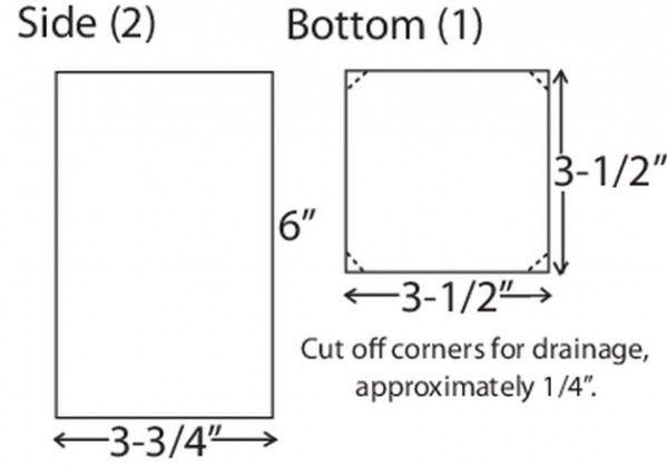 Diy birdhouse diagram b birdhouses pinterest diy birdhouse diy birdhouse diagram b ccuart Images