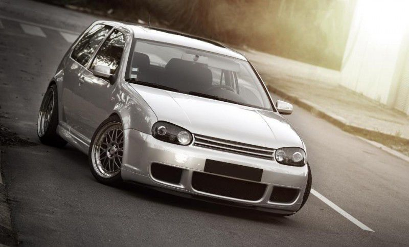 VW Golf mk4 Tuning pictures - VW Tuning Mag find more on the website