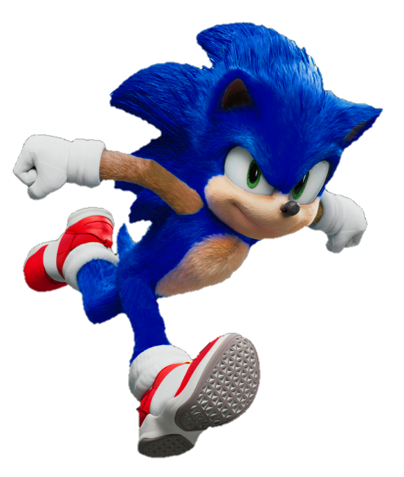 Modern Sonic Movie Render V3 By Sonic29086 On Deviantart In 2020 Sonic Sonic The Hedgehog Sonic Fan Characters