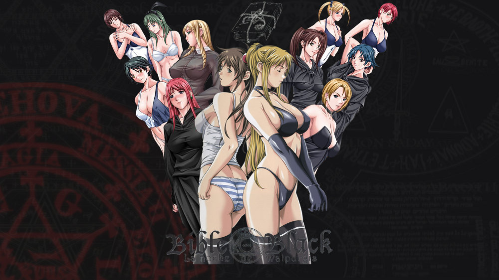 Bible Black English Subbed Uncensored Ep   Hentai Hentaivideo Hentaimovies