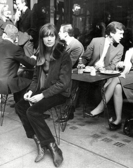 Françoise Hardy: The ultimate style icon via Nuji.com