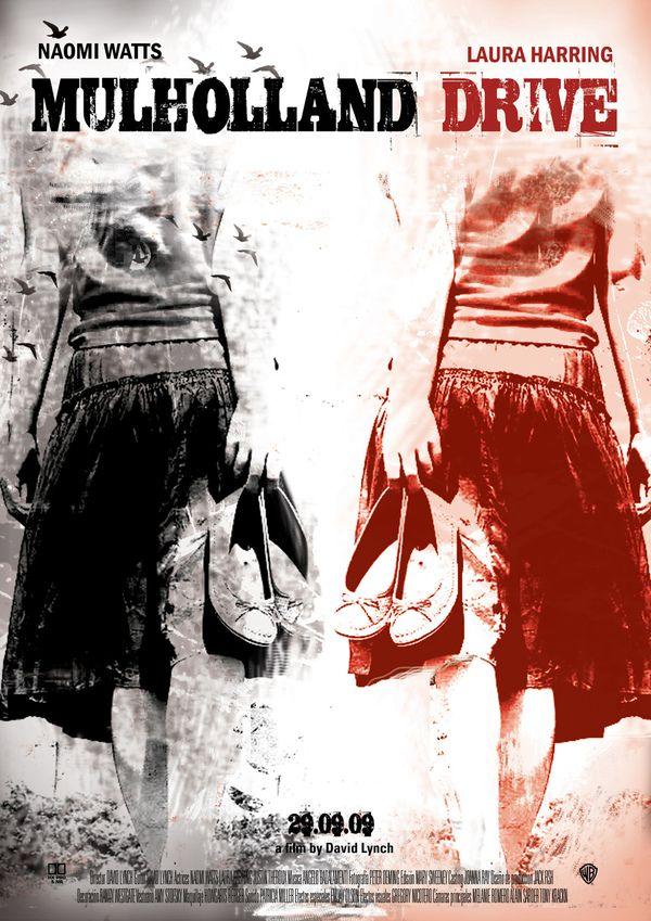 Mulholland Drive   alternative posters / fan art ...
