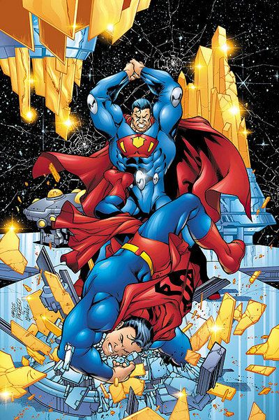Ultraman vs. Superman by Carlos Pacheco | Dc superhero ...