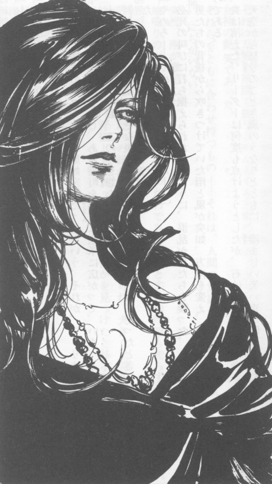 Ayami Kojima ::: КРЕАТИВ » Рисунки / фентези / фото 5583521 895 x 1592 io.ua