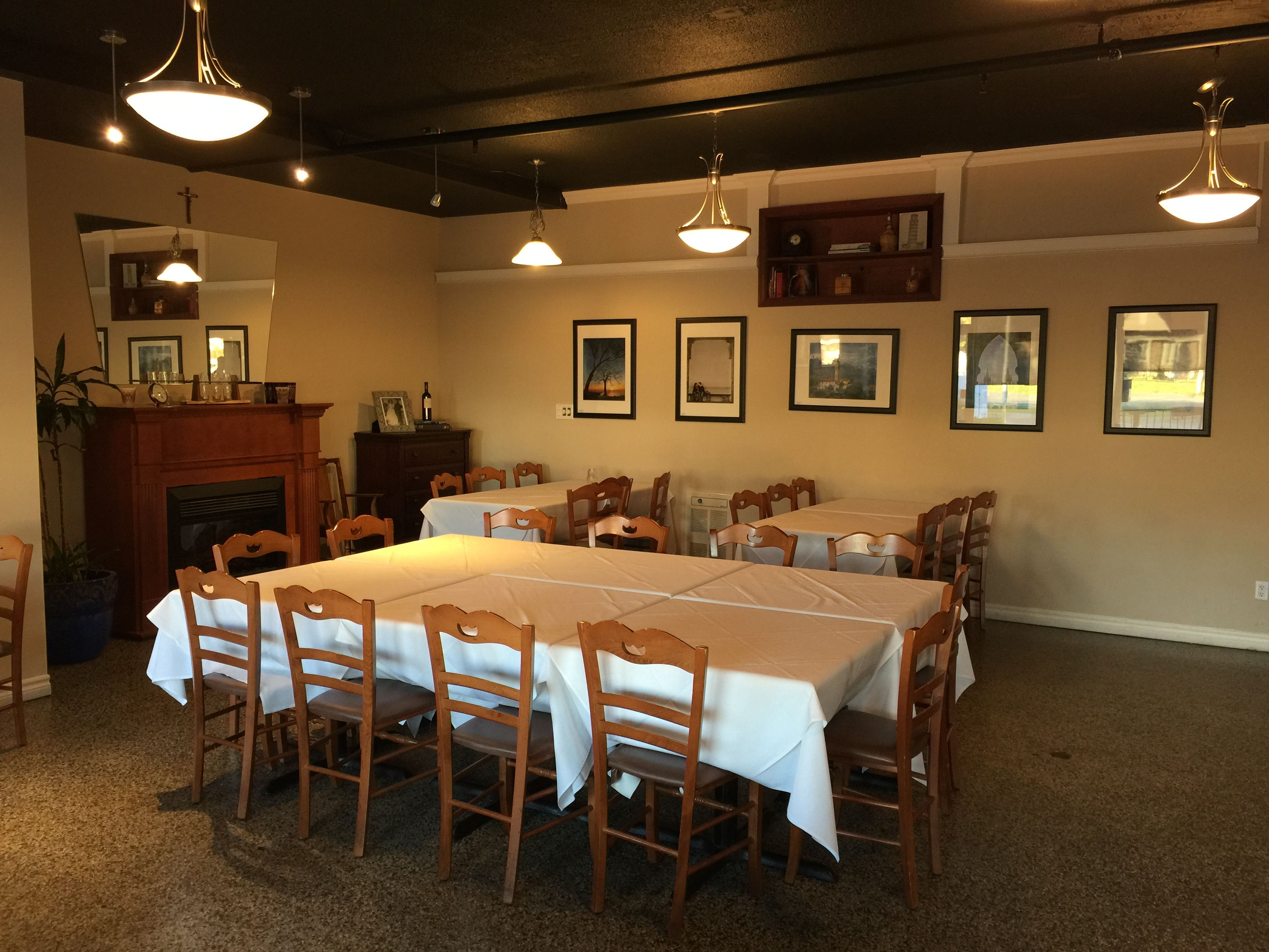 Bella Note Restaurant,  Whitby