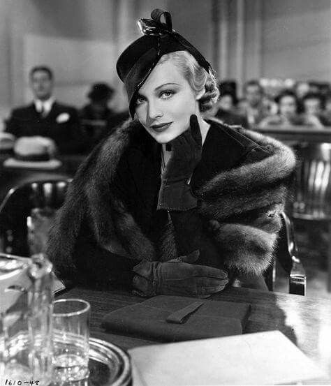 Madeleine Carroll, English-American actress, 1936