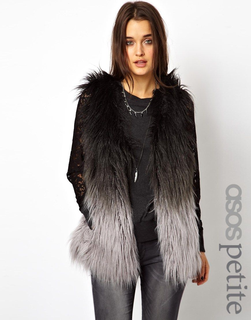 Fur wear how to gilets new photo