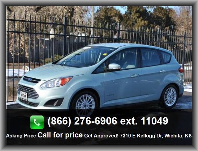 2013 Ford C-MAX Hybrid SE Wagon   Fuel Consumption: Highway: 40 Mpg, Right Rear Passenger Door Type: Conventional,