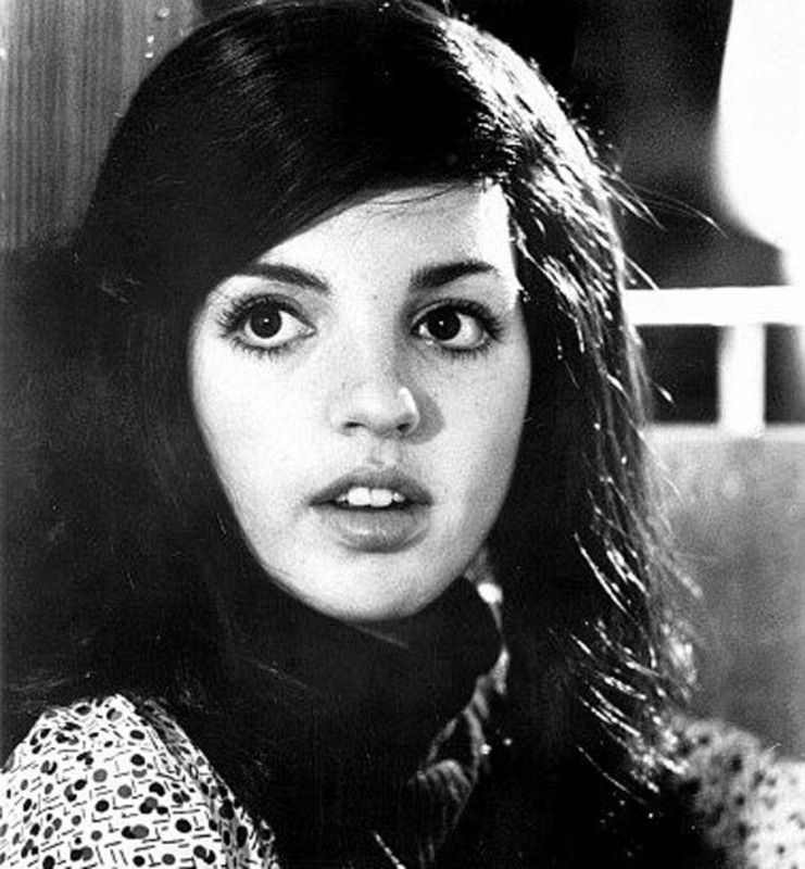 very young liza minelli when they were young