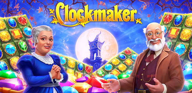 Free Game App Download Clockmaker Match 3 Game app