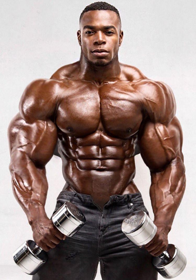 Muscled Men