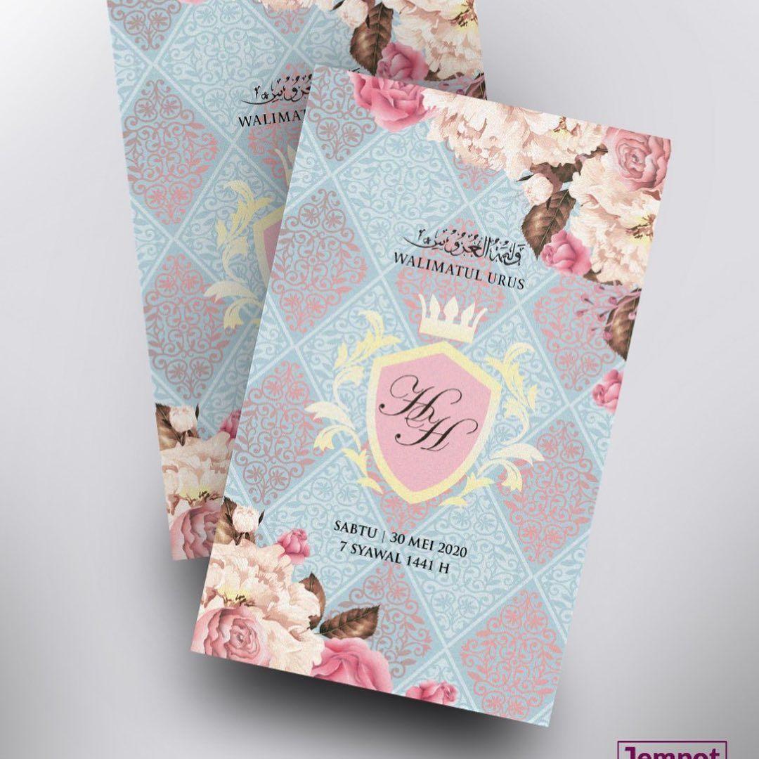 Jempot On Instagram Kad Kahwin Yang Sedang Hangat Diperkatakan Kad Kahwin Inspired By Wedding Dress Khas Dan Exclusive Design Kad Kahwin Book Cover Walima