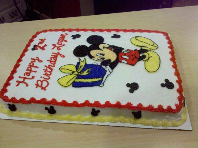 mickey mouse sheet cake mickey mouse sheet cake mickey mouse 5887