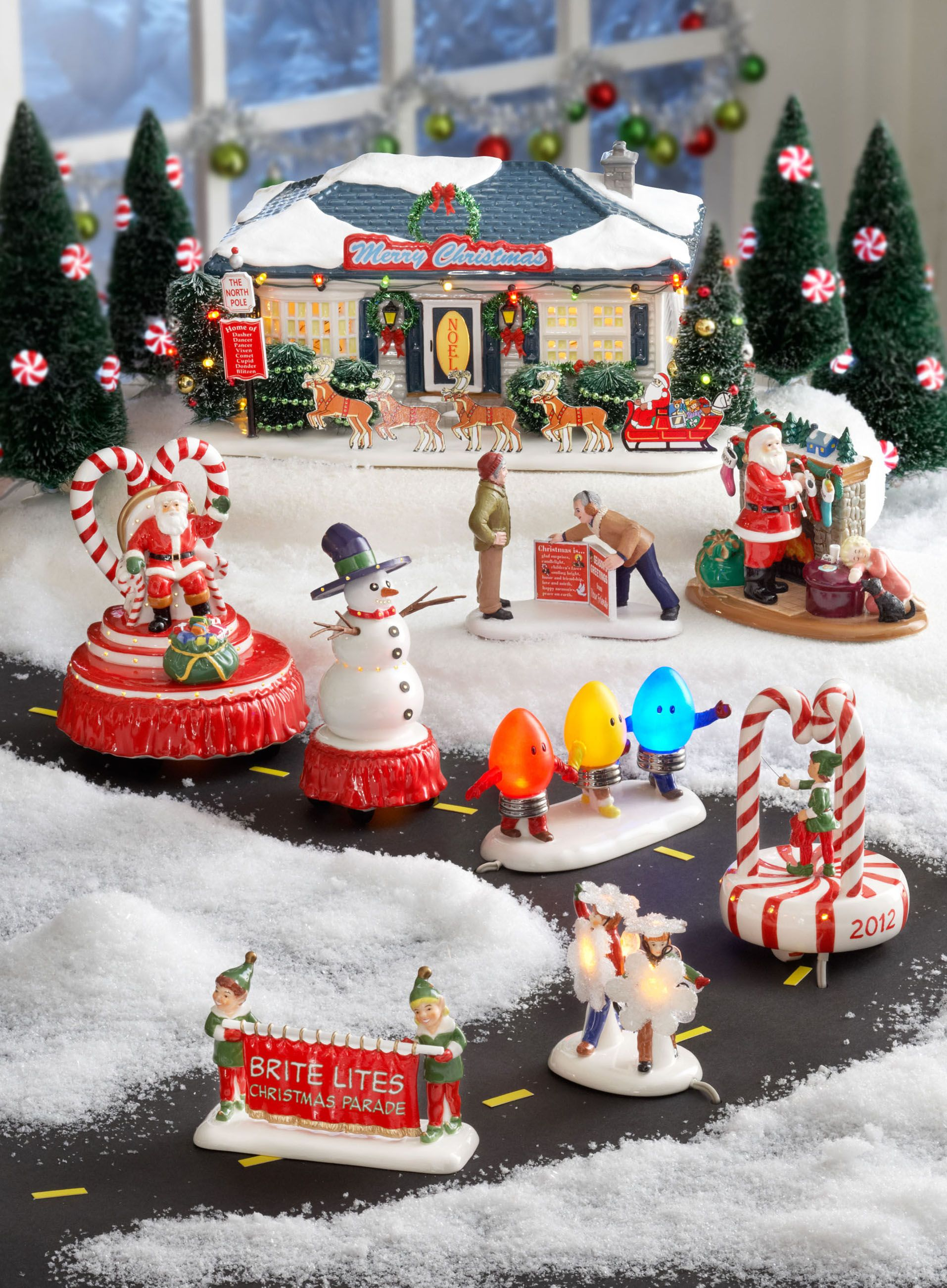 Department 56 Original Snow Village Series | Christmas ...