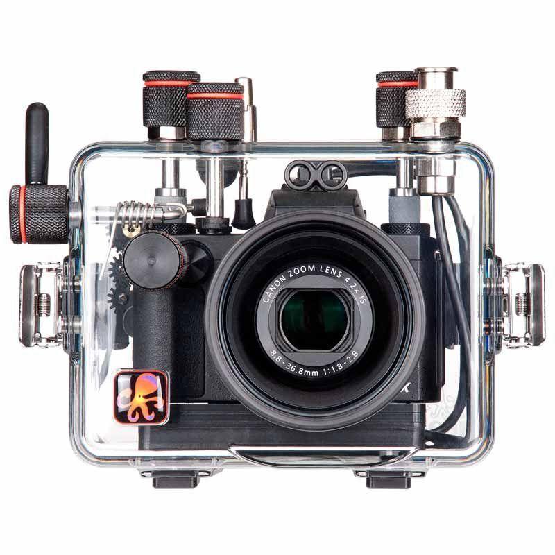 Ikelite Underwater Housing For Canon G5x Underwater Camera Camera Photography Underwater Photography