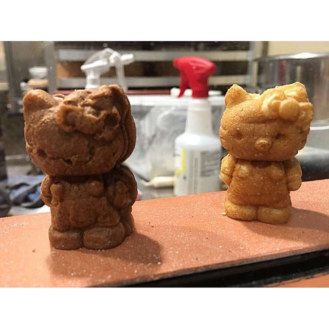 Little Bears At Kulukulu Bakery In Shirokiya Ala Moana Center