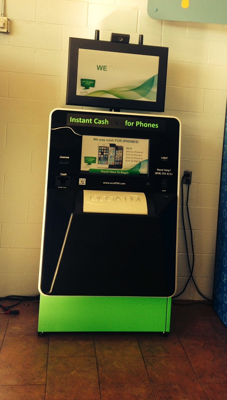 This Ecoatm Kiosk Can Be Found In Twin Falls Idaho Click The Link