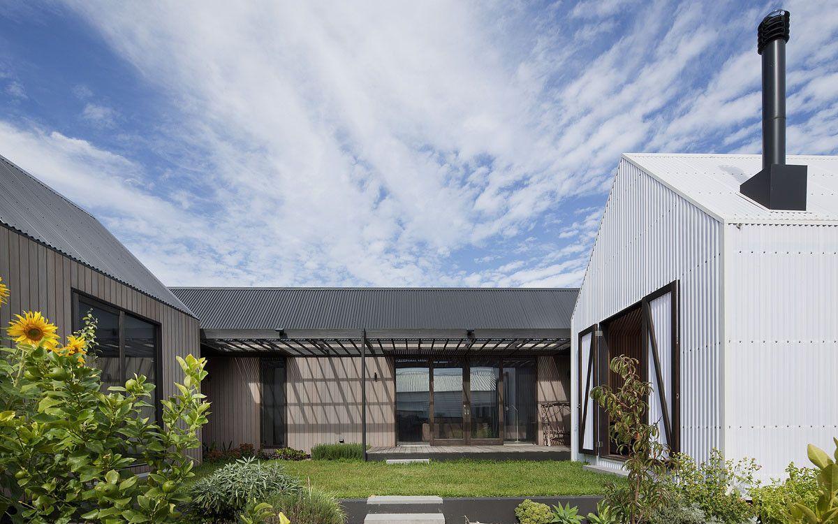 Modern garden house  moderngardenbeachhouses  Architecture  Pinterest  d