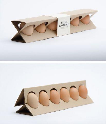 egg box new design...