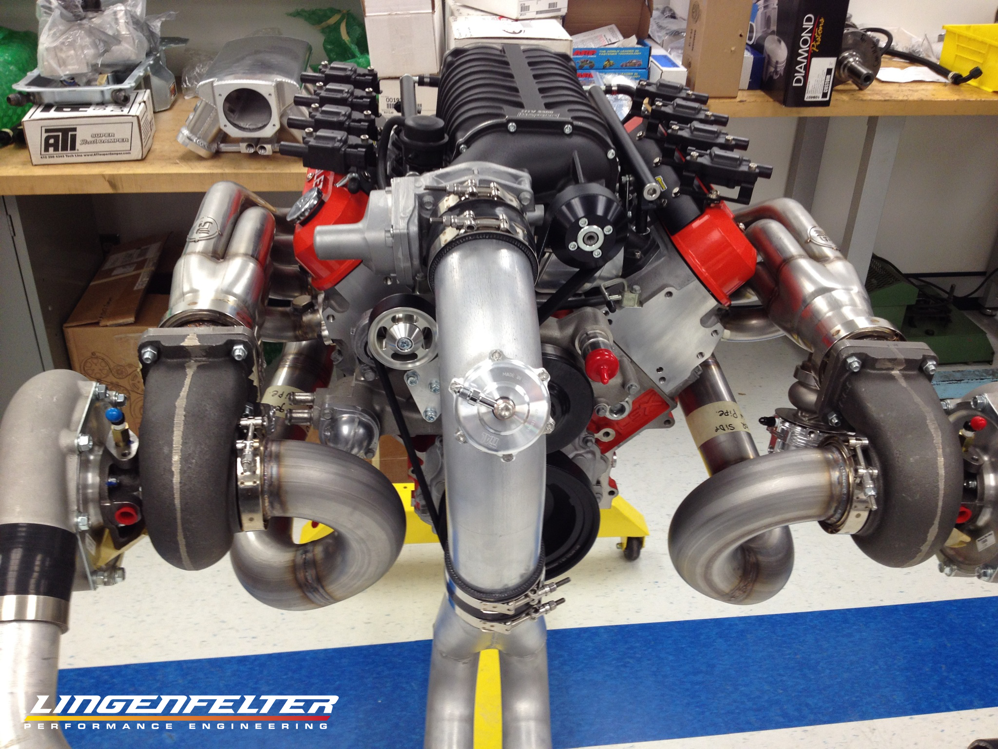 Pin by Lingenfelter Performance Engineering on Lingenfelter Engines