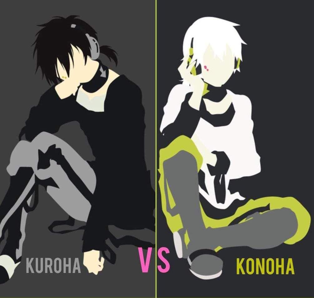 Kuroha konoha